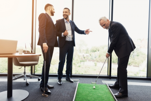 Management and Mini-Golf